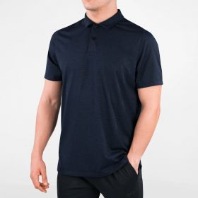 Men's HydraVent Polo Shirt Navy