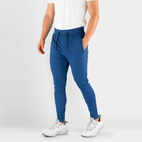 Men's Hydrafit Joggers for Active Lifestyle Navy Peony