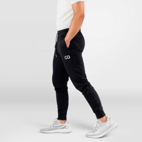 Men's Cruise Joggers for Active Lifestyle, Black
