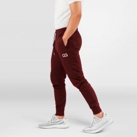 Men's Cruise Joggers for Active Lifestyle, Maroon