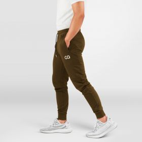 Men's Cruise Joggers for Active Lifestyle, Olive