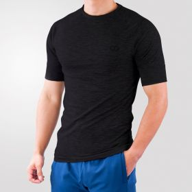 Men's Hydrafit Performance Top, Black
